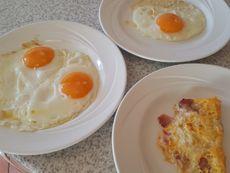 Frühstücks-Eier