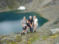 Bergwandern im Nationalpark