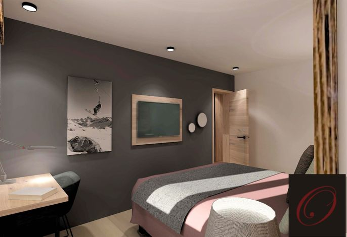 Stadl Apartment Deluxe_Schlafen