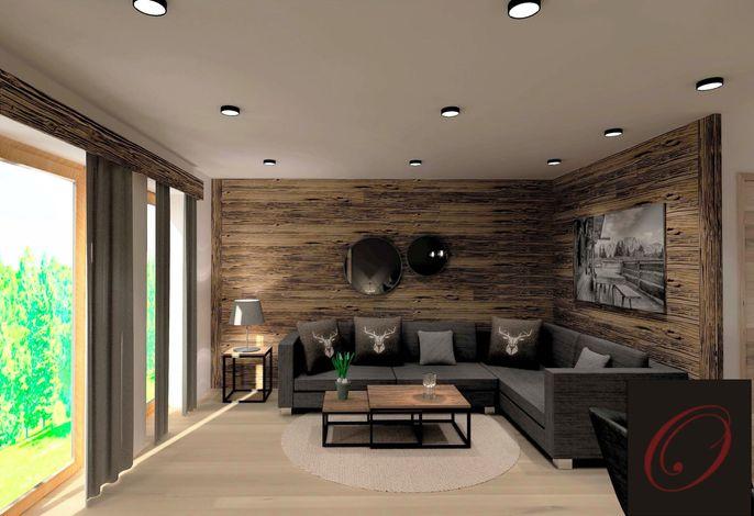 Stadl Apartment Deluxe_Wohnen