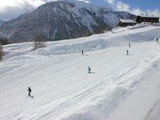 Familien-Skigebiet