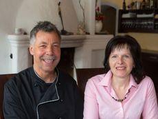 Ihre Gastgeber Helga und Hans