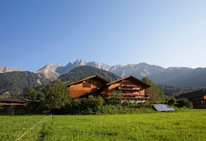Klampererhof Urlaub am Bauernhof Virgen/ Osttirol