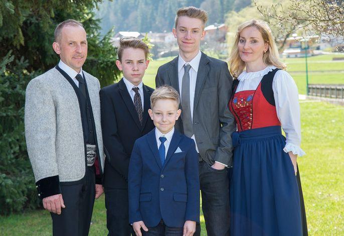 Familie Wildauer