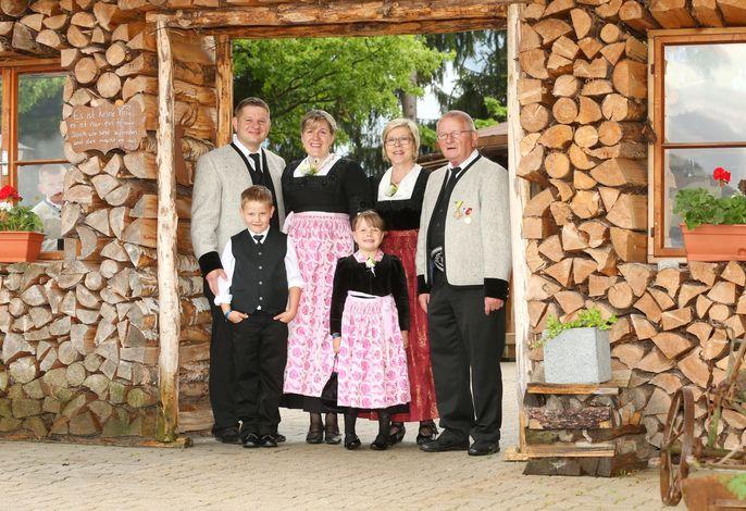 Familie Baumann