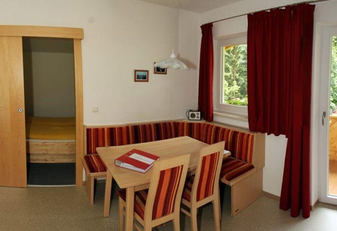 Küche/Sitzecke Wohnung Helena