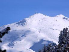 Skitour auf dem Gilfert