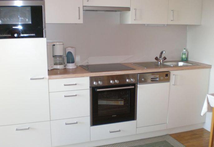 Küche Wohnung 2+3