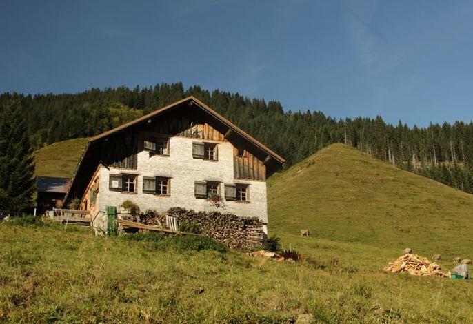 Rüf-Hof - Hütte