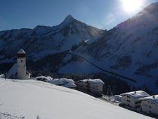 Haus Berghof Damüls