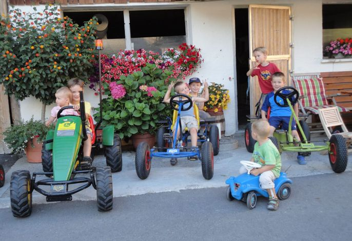 Kinderbauernhof Felder