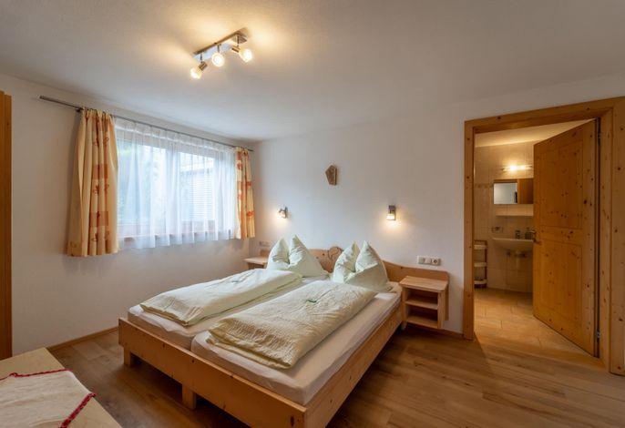 Ferienwohnung Esche - Schlafzimmer