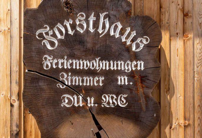 Forsthaus Schoppernau