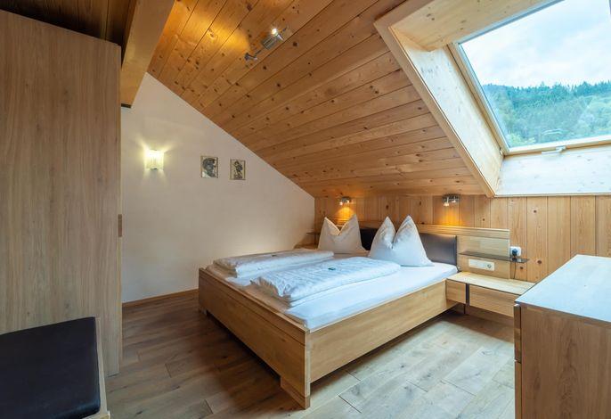 Apartement Bergahorn - Schlafzimmer