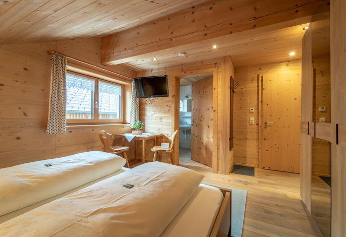 Doppelzimmer Fichte - Schlafzimmer
