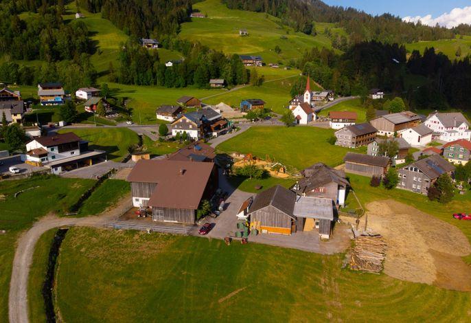 Luftbild Dorner Hof