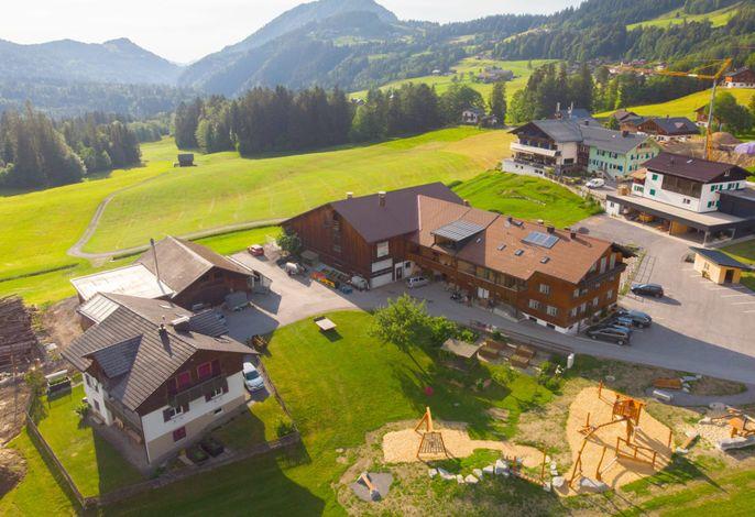 Luftbild Dorner Hof Spielplatz