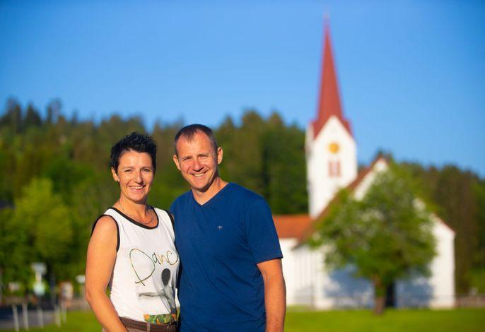 Tanja und Markus