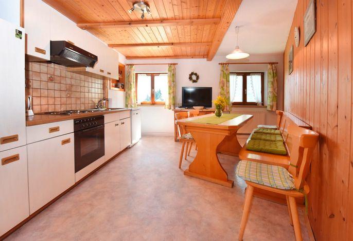 Küche Apartment Hochsträß