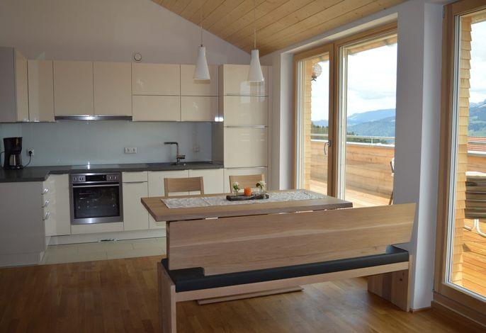 Wohnung Hochgratblick - Wohnküche