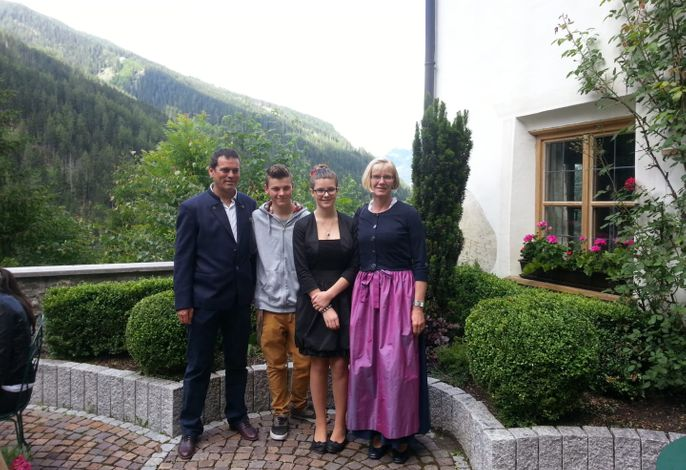 Familie Penz, Haus Renate Kaunertal, Tirol