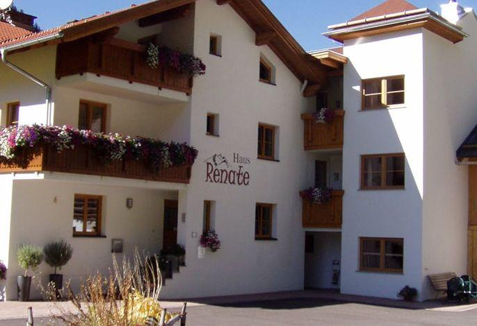 Vorplatz, Haus Renate Kaunertal, Tirol