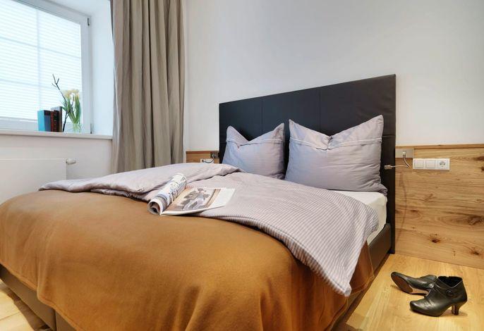 Schlafzimmer, Zwerggartl