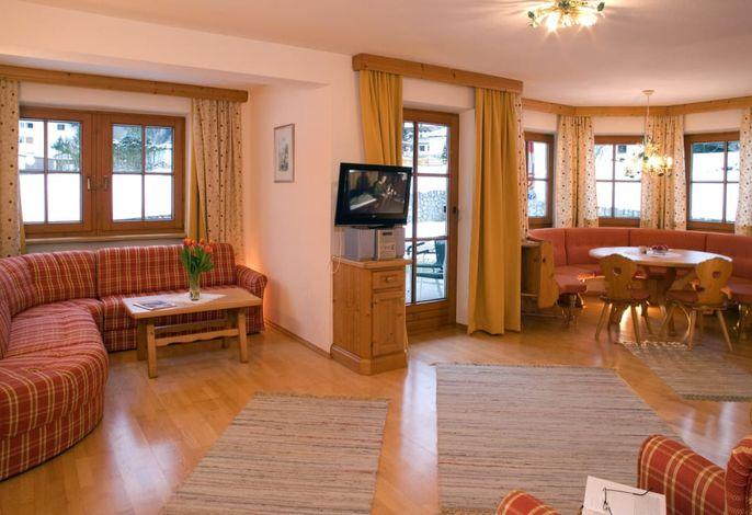 Appartement Tirol Wohnbereich