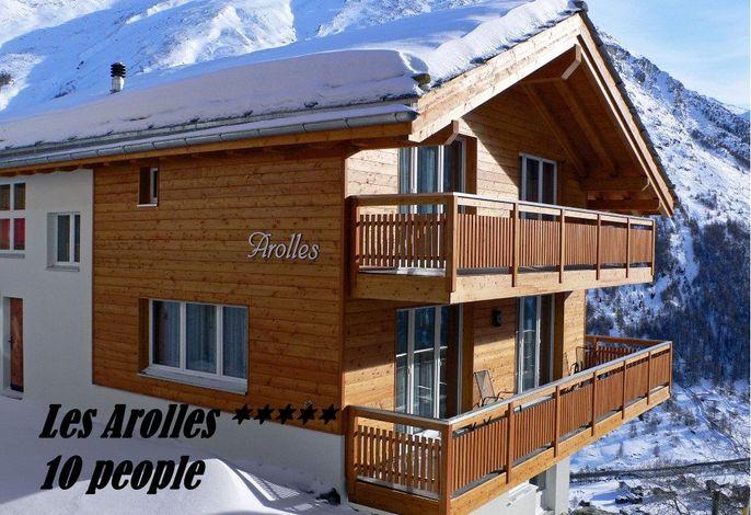 Chalet Les Arolles