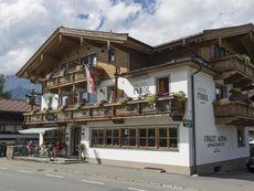 Tyrol, Hotel St. Johann in Tirol