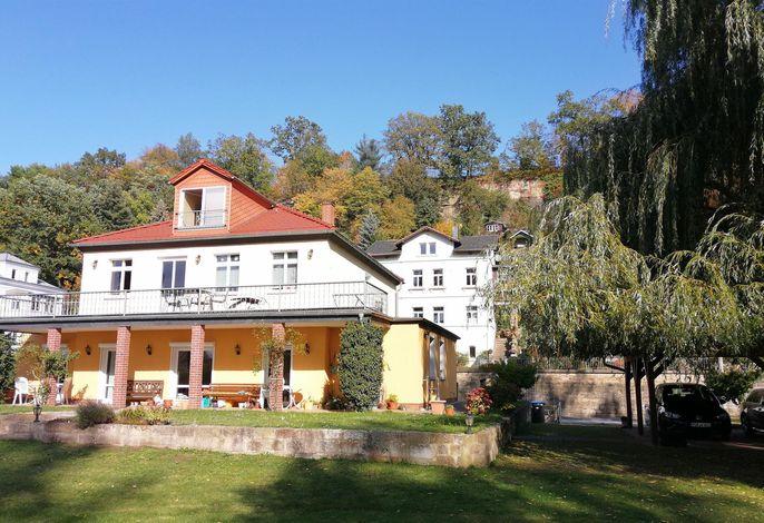 Ferienwohnung Schlossblick Pirna