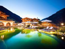 Familien Natur Resort Moar Gut Großarl