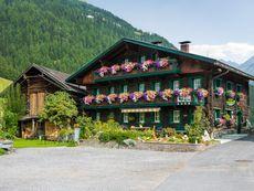Altes Holzhaus Sölden
