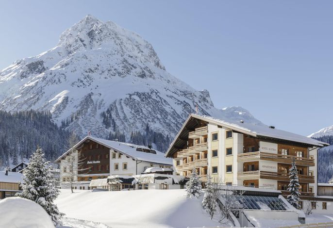 Austria, Appartements