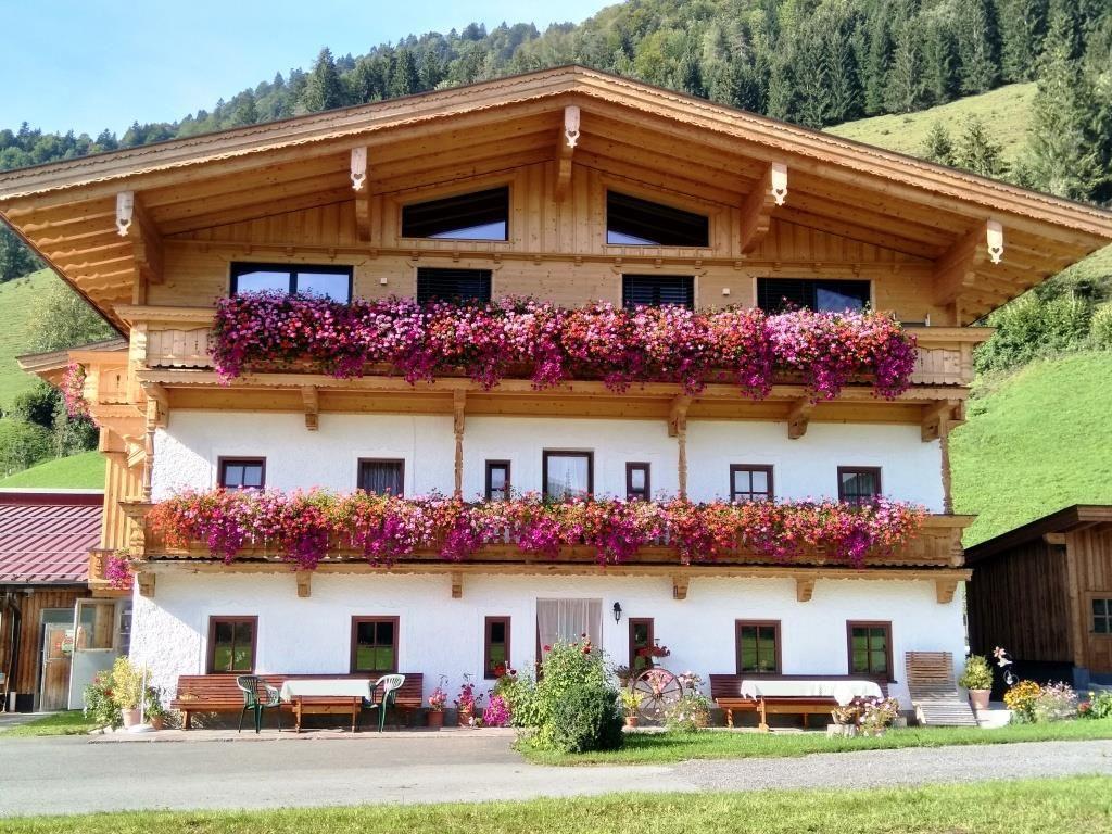 Bauernhof Obermaurach - Fam. Kronbichler