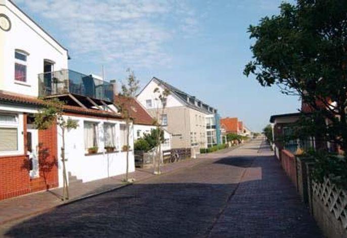 Norderney-Domizil - App. Möwennest