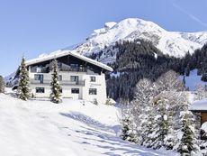 Zöggeler, Pension Lech am Arlberg