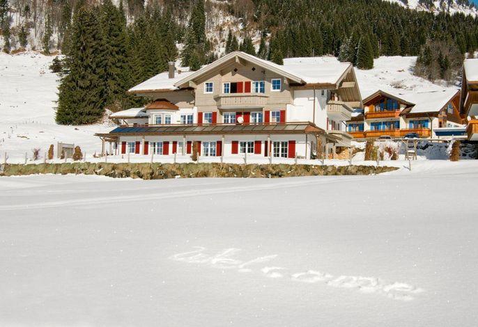 Alpenrösle Ferienwohnungen