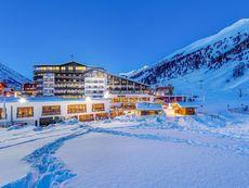 Hochfirst, Alpen-Wellness Resort Obergurgl-Hochgurgl