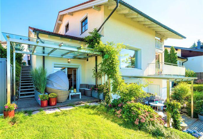 Ferienwohnung Gartenappartment