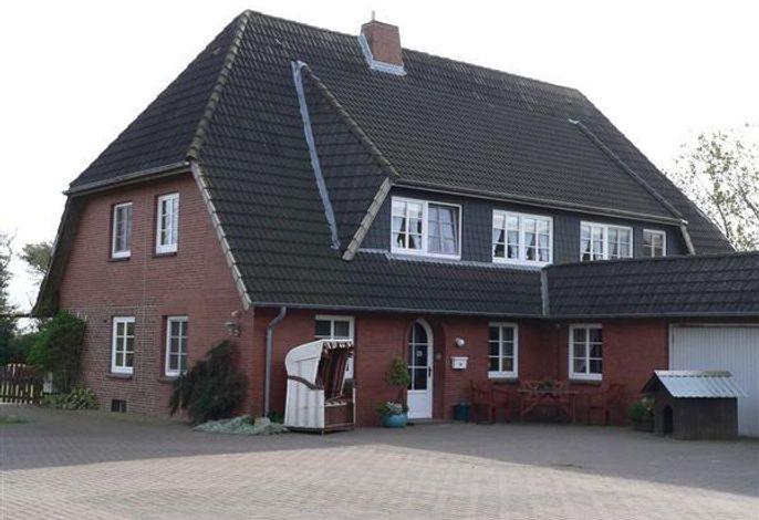 Bauernhof am Wattenmeer, Ferienwohnung Deichblick