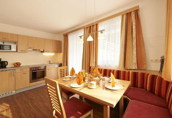 Bergblick, Appartements