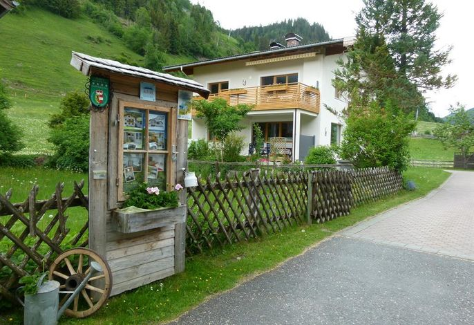 Schönegger, Haus