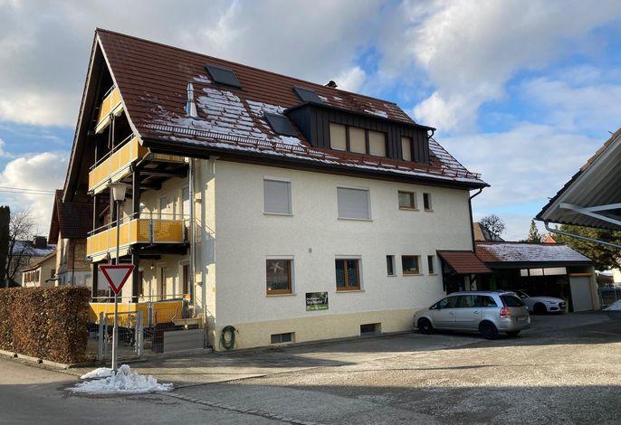Ferienwohnung Segelbacher