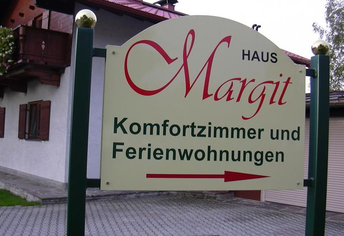 Haus Margit - Familie Georg Kitzbichler
