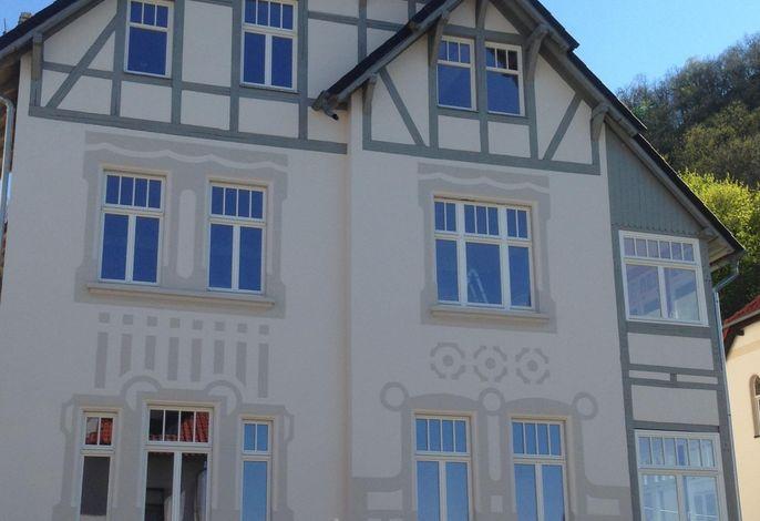 Villa Hanne - Ferienwohnungen Am Steinbach