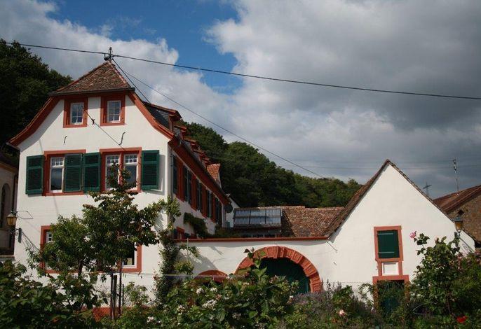 Das Hirschhorner Weindomizil