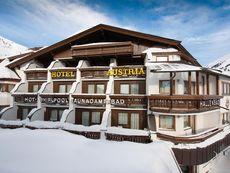 Austria, Hotel Obergurgl-Hochgurgl