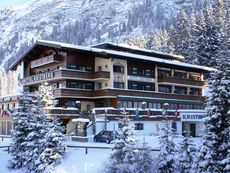 Kristberg, Hotel Lech am Arlberg