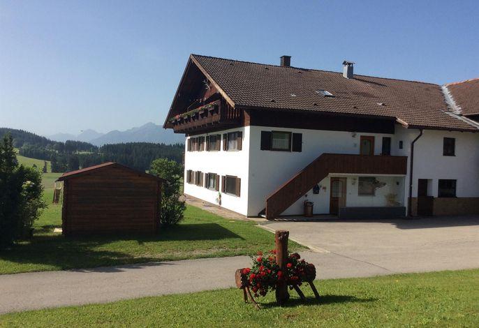 Spranger, Ferienhof - Seeg / Ostallgäu